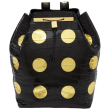 holiday gift: damien hirst gold spot bag