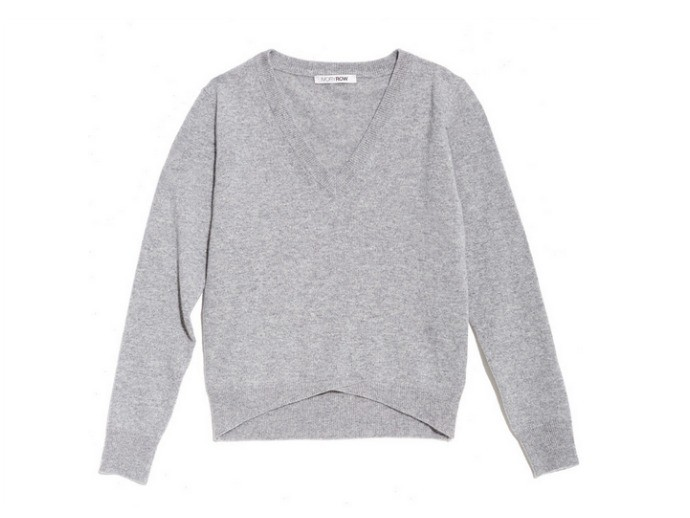 holiday gift: ivory row cashmere sweater | cool mom picks