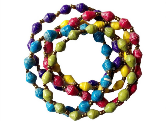 Kwagala beaded bracelet | cool mom picks