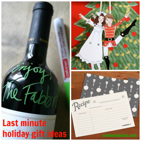 Last minute holiday gifts | Cool Mom Picks