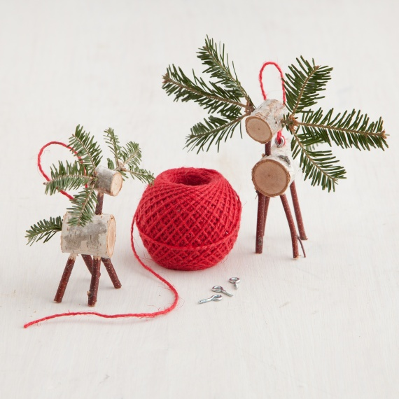 Martha Stewart Reindeer Branch Craft | Cool Mom Picks