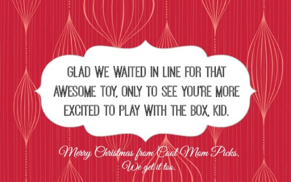 Merry Christmas | cool mom picks