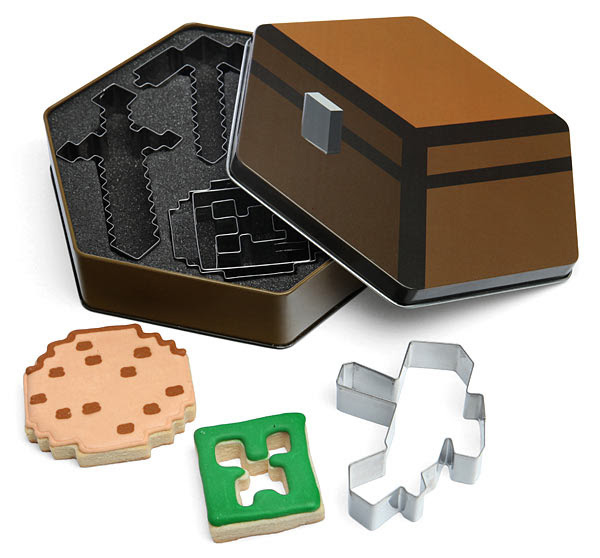 Minecraft Cookie Cutters | Cool Mom Picks