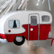 holiday gift: mobile home ornament