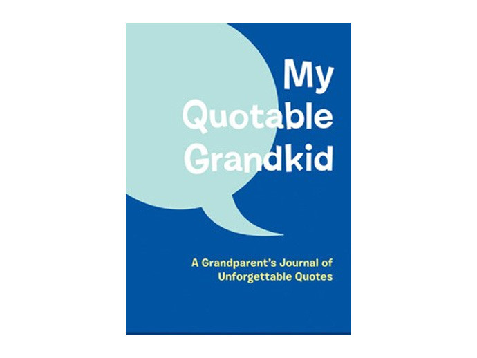 holiday gift: my quotable grandkid book | cool mom picks
