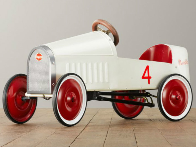 holiday gift: pedal car | cool mom picks