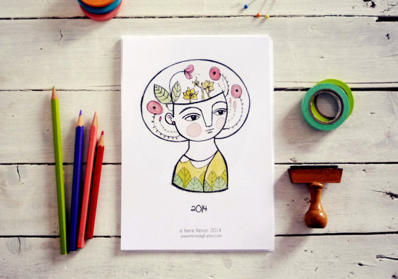 Best printable 2014 calendars | Cool Mom Picks