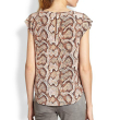 holiday gift: joie python print top