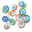 holiday gift: papabubble snowflake hard candies