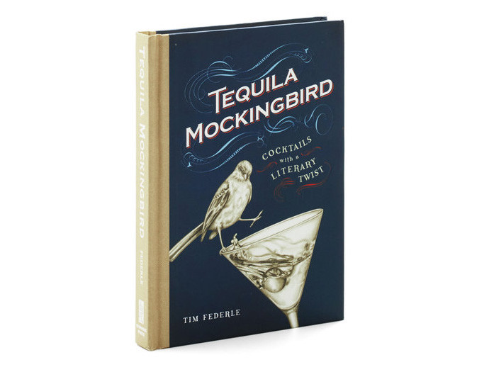 holiday gift: tequila mockingbird cocktail book | cool mom picks