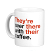 holiday gift: grammar geek mug