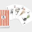 holiday gift: tim burton playing cards