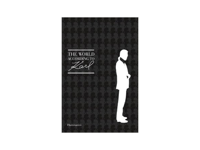 holiday gift: world according to karl book