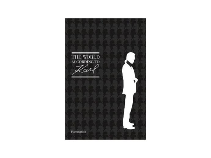 holiday gift: world according to karl book