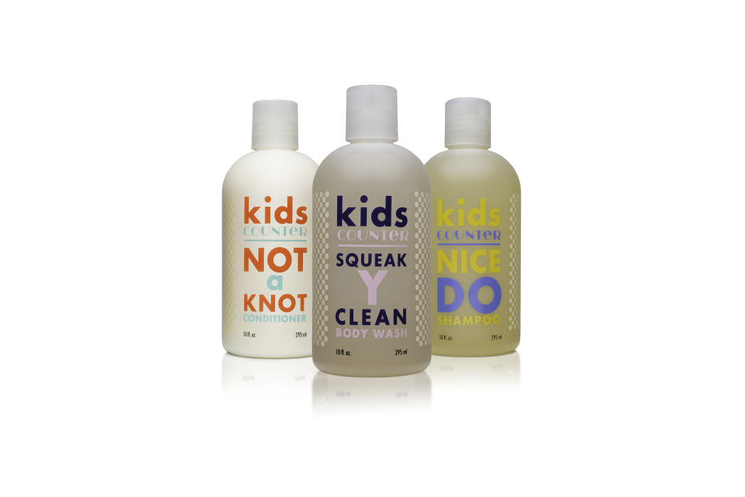 Kidscounter non-toxic shampoo | Cool Mom Picks