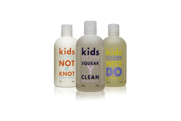 Kidscounter non-toxic shampoo | Cool Mom Picks