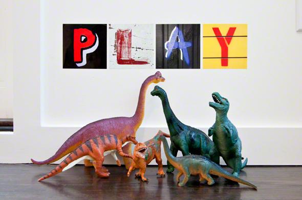 Joanne Dugan Alphabet City Decals | Cool Mom PIcks