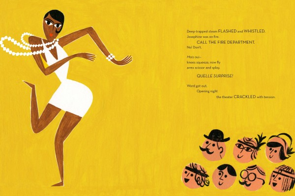 Josephine Baker Book by Patricia Hruby Powell | Cool Mom Picks