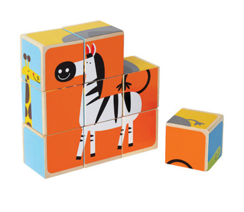 Happy National Puzzle Day! 8 irresistible puzzles for toddlers that make fabulous little gifts