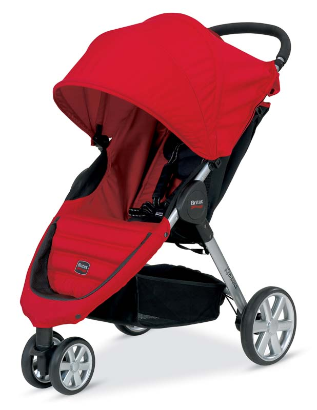 Breaking news: Britax stroller recall