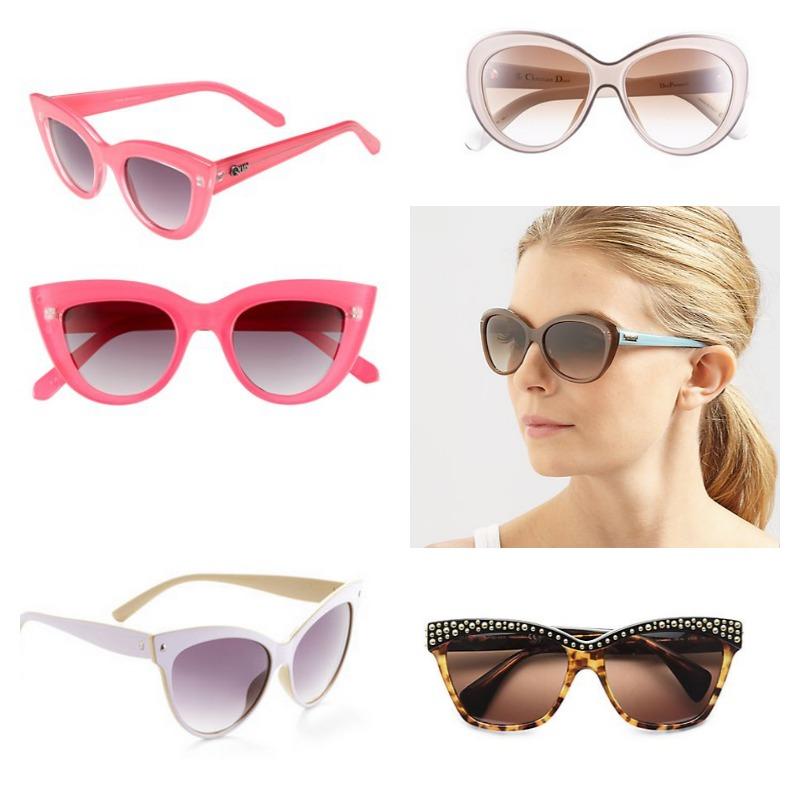 Cat eye sunglasses | Cool Mom Picks