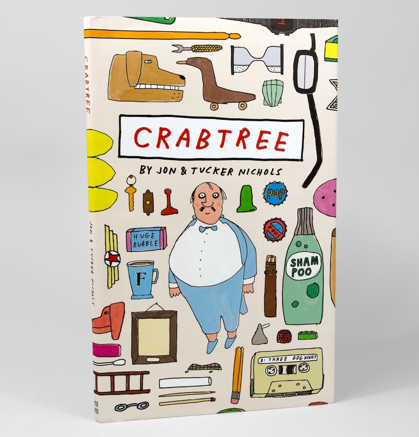 Crabtree book cover | McSweeney's | Cool Mom Picks