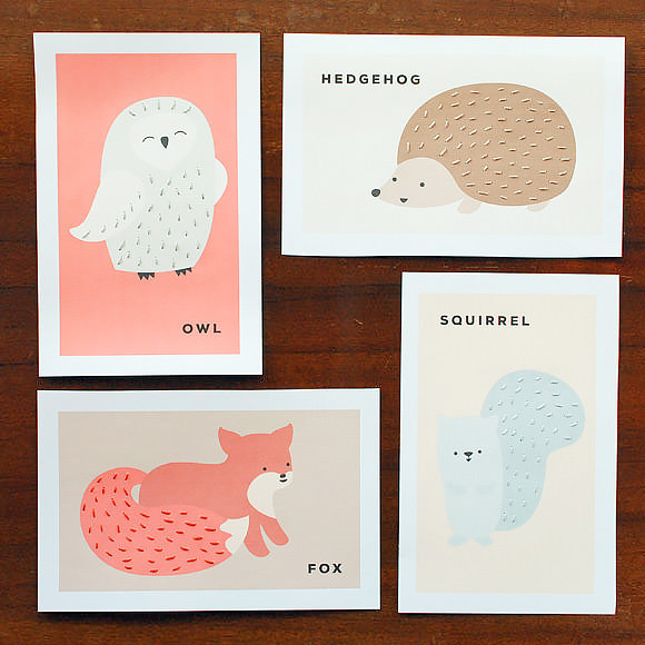 free printable sewing cards | cool mom picks
