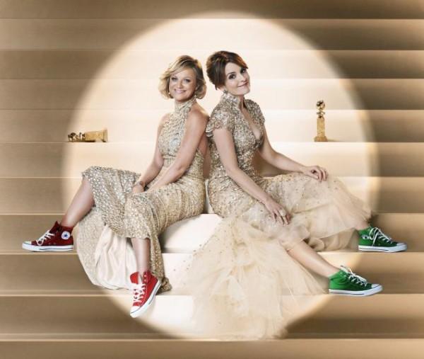 Golden Globes hosts | Cool Mom Picks