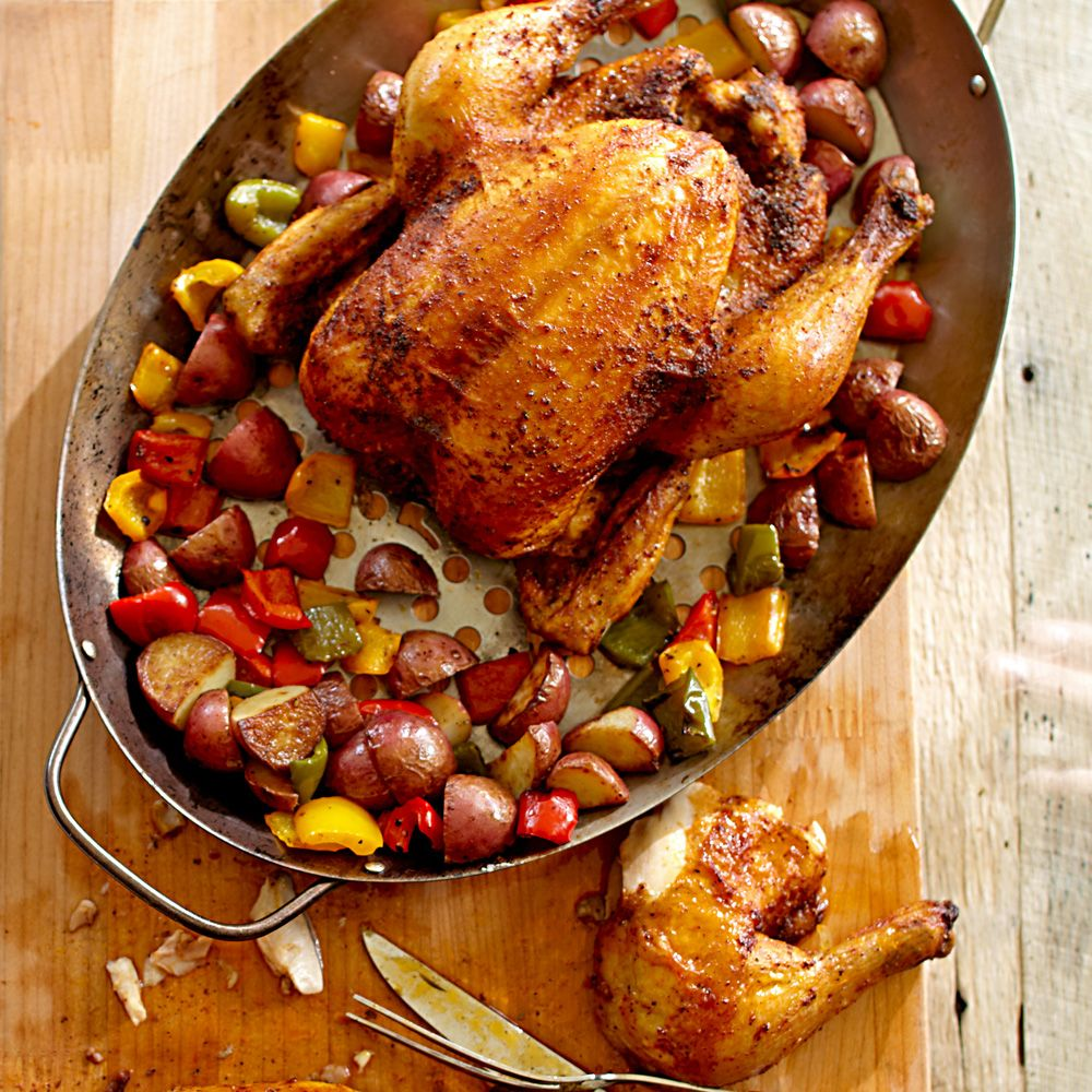 6 easy, delicious dinners to make from a single roast chicken