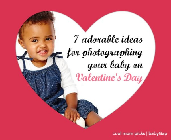 Baby photo ideas for Valentine's Day | Cool Mom Picks