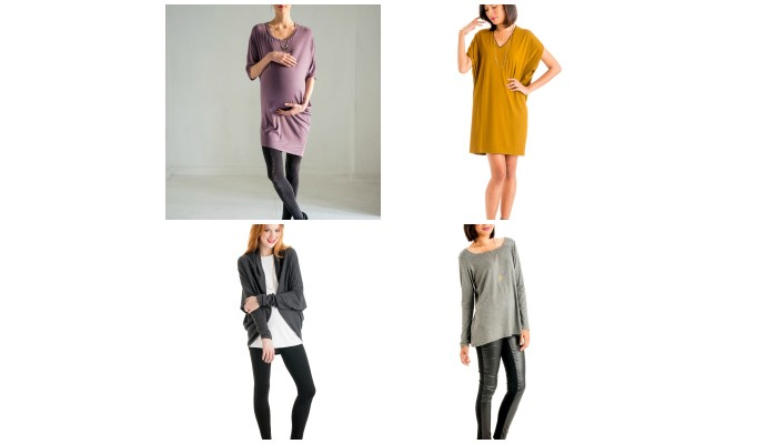 Maternity Clothes from Fourth Love | Cool Mom Picks