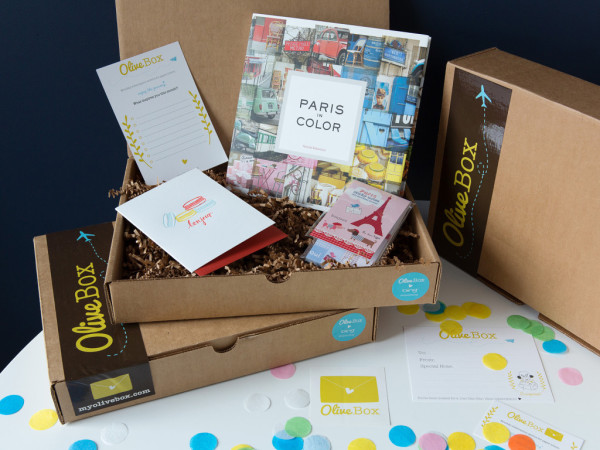My Olive Box Subscription | Cool Mom Picks