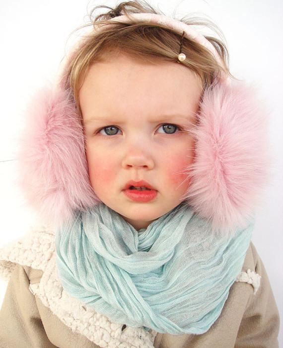 Rainbow Mittens earmuffs | Cool Mom Picks