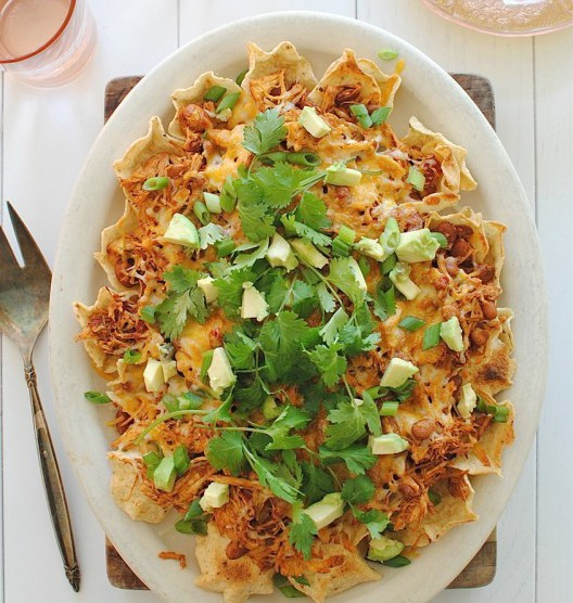 Super Bowl chicken nachos | Cool Mom Picks