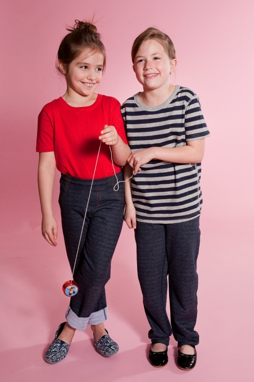 Picky clothing kids rejoice: Soft now makes jeans
