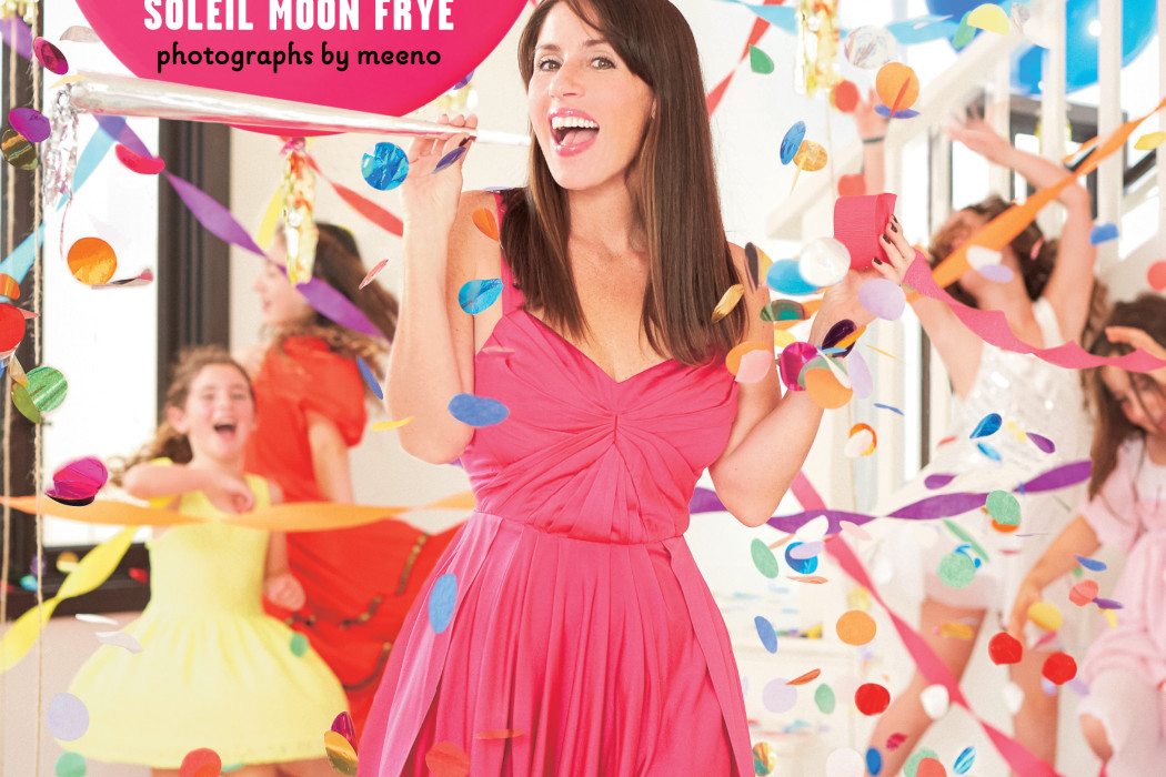 Get This Party Started book by Soleil Moon Frye | Cool Mom Picks