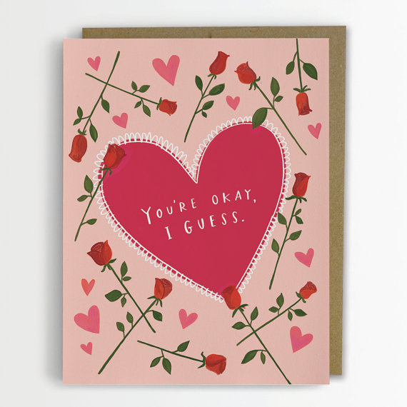 Valentine's Day card | Cool Mom Picks
