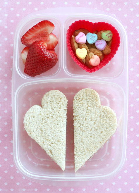 Valentines Lunchbox Idea | Cool Mom Picks