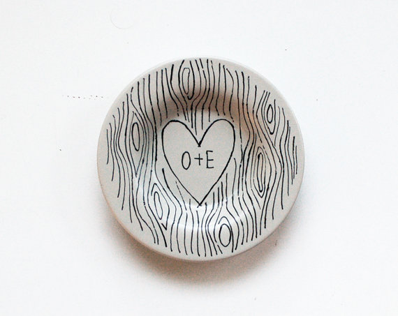 Wandersketch personalized ring dish | Cool Mom Picks