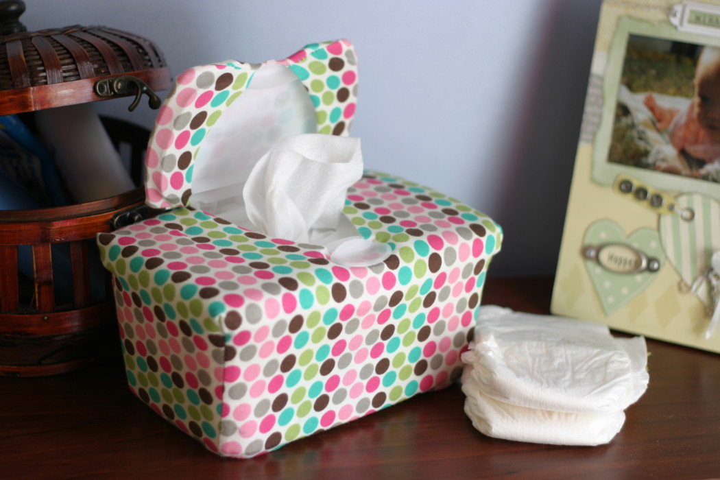 WipesWraps cover diaper wipes containers | Cool Mom Picks