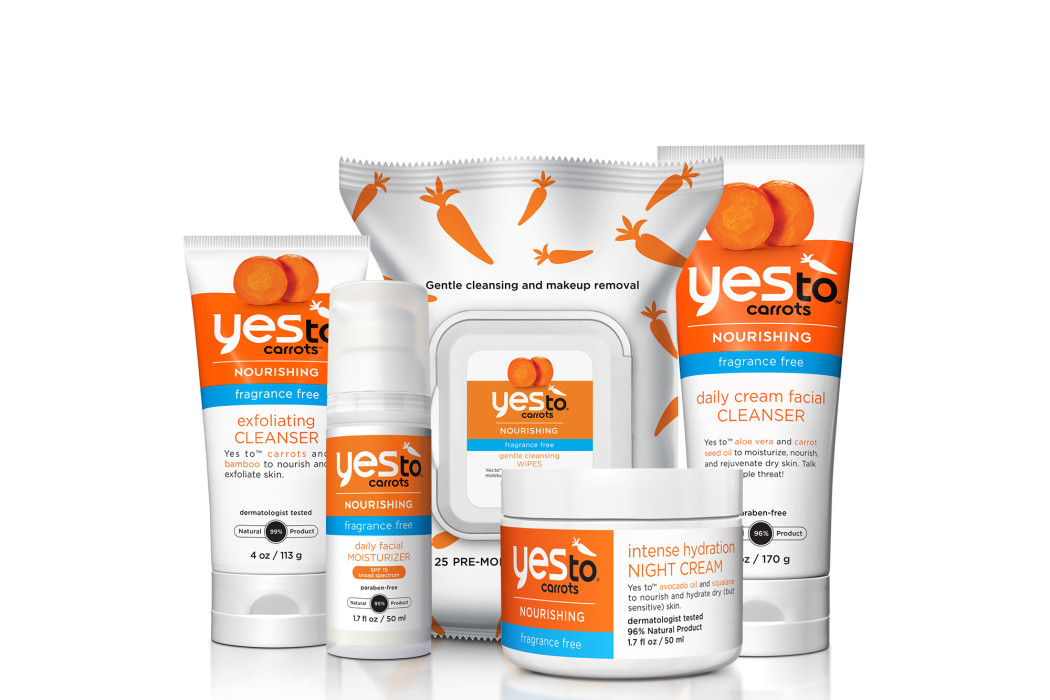 Yes to Carrots Fragrance Free | Cool Mom tech