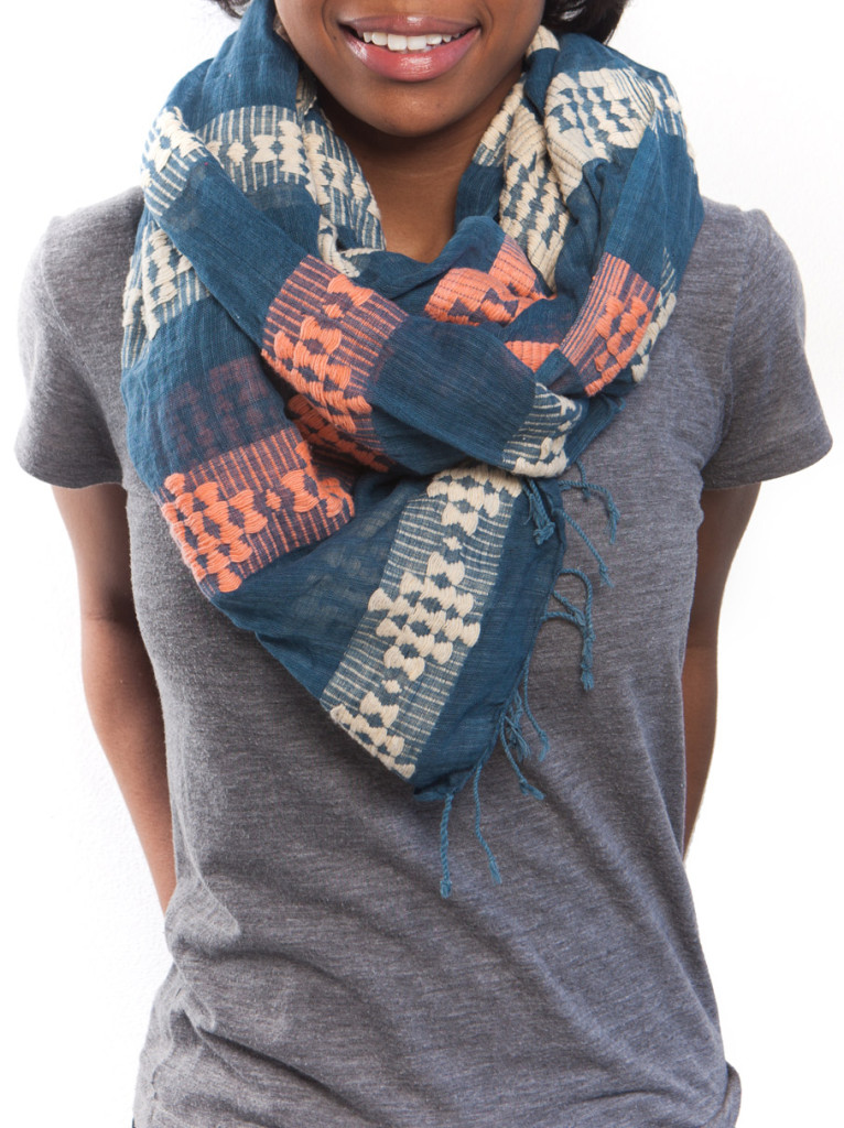 FashionABLE Abeba scarves | Cool Mom Picks