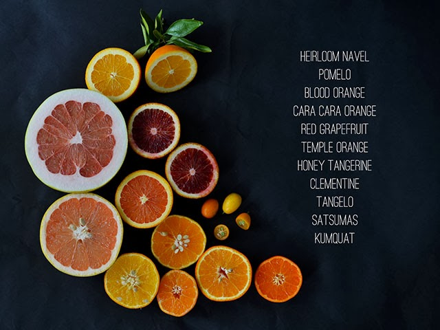 Heart of Gold Winter Citrus Guide | Cool Mom Picks