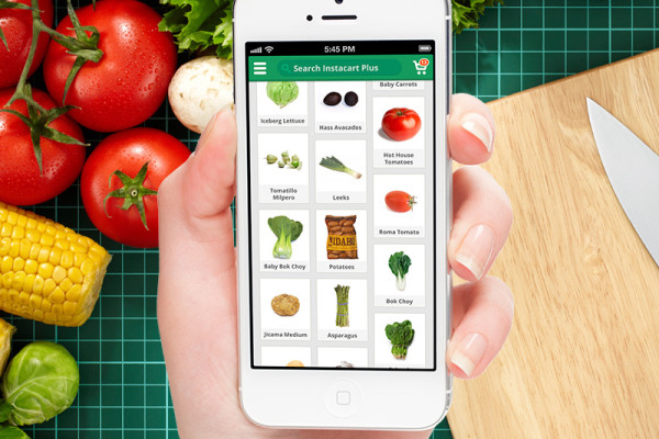 Instacart grocery delivery app | Cool Mom Picks