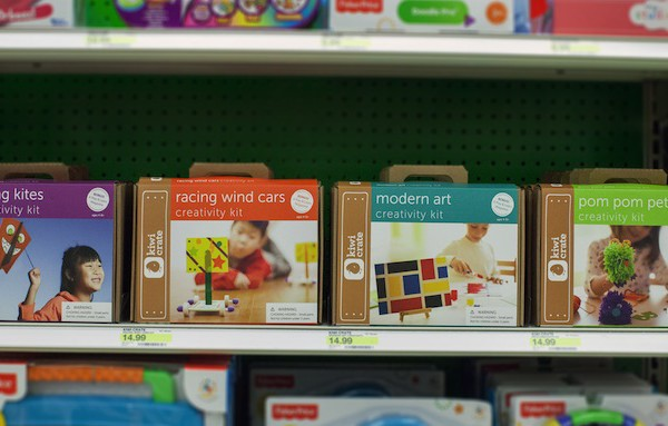 Kiwi Crate craft kits at Target | Cool Mom Picks