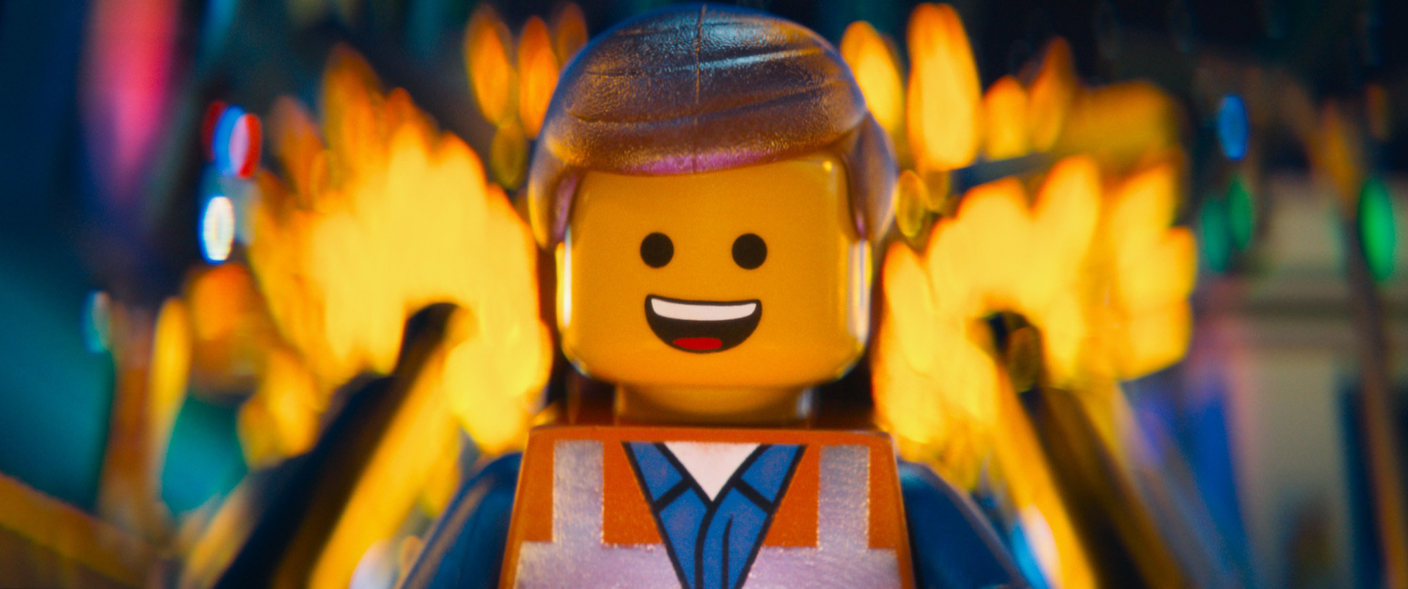 The Lego Movie Review – A real block buster.