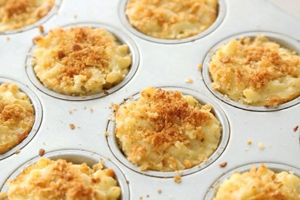 Mac-n-Cheese-in-Muffin-Tins-from-Martha-Stewart