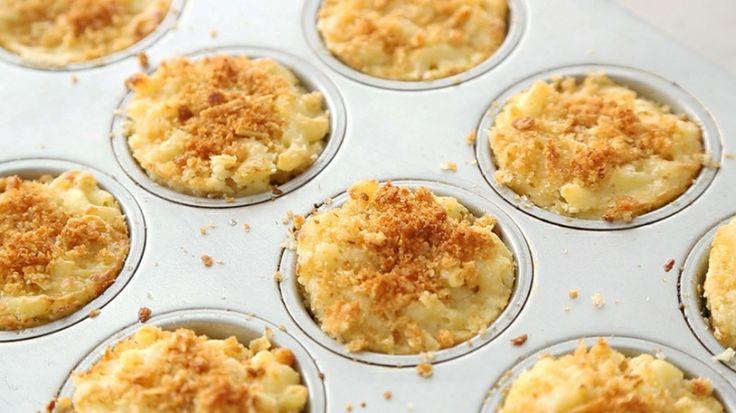Mac-n-Cheese-in-Muffin-Tins-from-Martha-Stewart