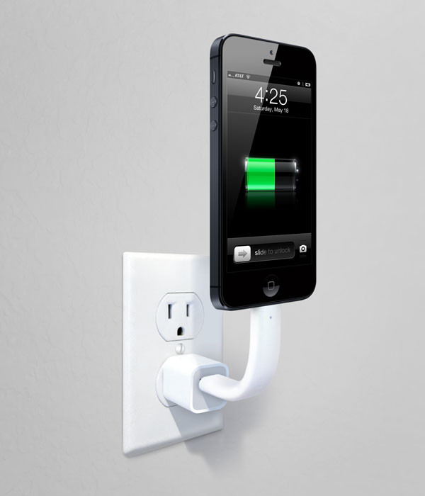 TRUNK posable iPhone charger   Cool Mom Picks