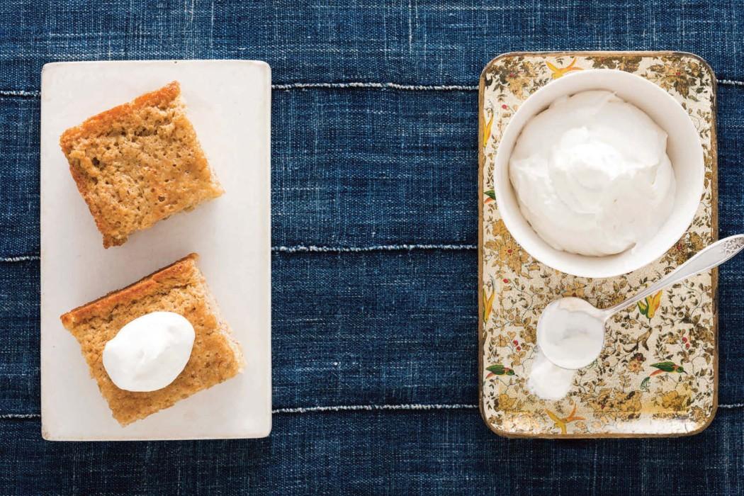 Banana Bourbon Cake from One Bowl Baking | Cool Mom Picks